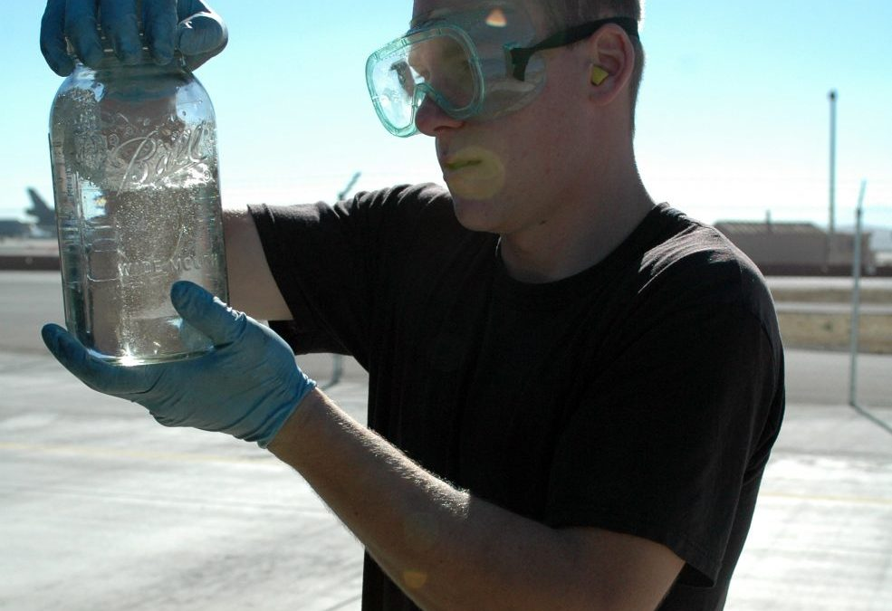 Common Impurities in Water